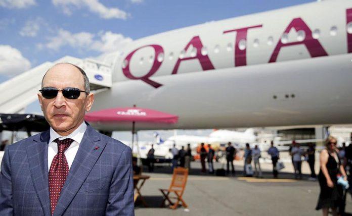 Qatar Airways annonce un partenariat en tant que compagnie aérienne sponsor officiel de l'Euro 2020 - Foot 2020