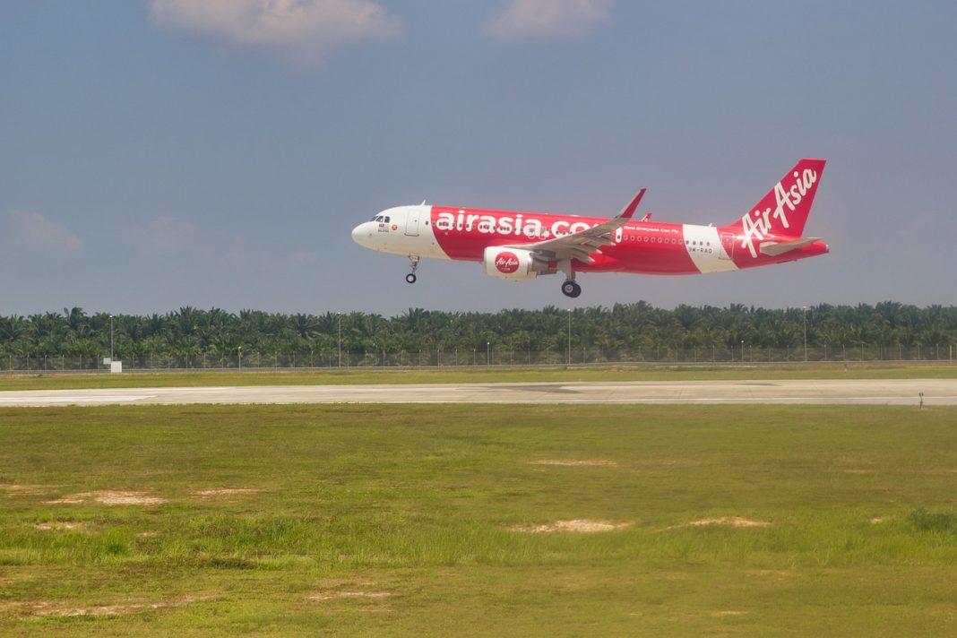 Air Asia busca recaudar 600 millones de dólares